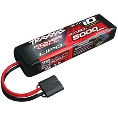 Picture of Traxxas  5000Mah 11.1-Volt 3-Cell for Remote Control Vehicles 2872X 25-2185