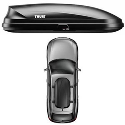 Picture of Thule Pulse L Black 14CF Single Side Opening Cargo Carrier 614 25-2684