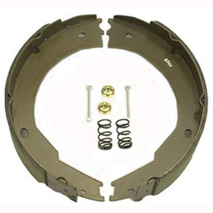 """Picture of AP Products  12"""" Brake Shoe & Lining Kit 014-136444 46-0813"""