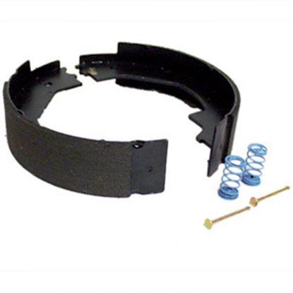 Picture of Dexter Axle  Trailer Brake Shoe Lining Kit For Dexter K71-047-00 46-1850
