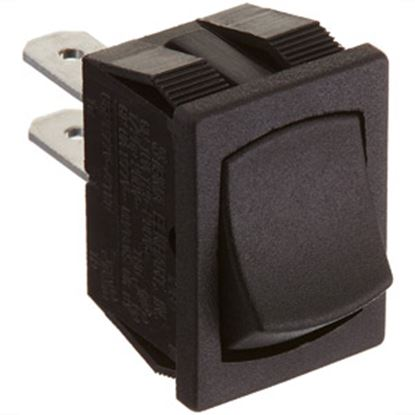 Picture of Heng's  Momentary Rocker Push Button Switch JRP1016B 47-0344