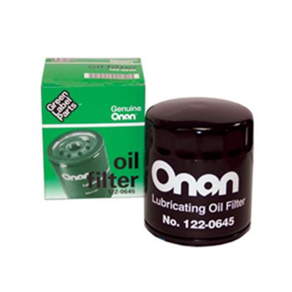 Picture of Cummins Onan  Generator Oil Filter 122-0645 48-2010