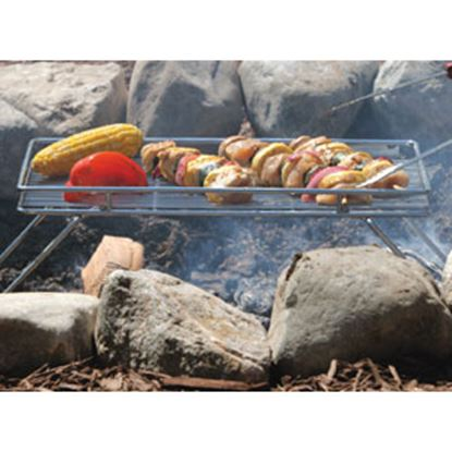 Picture of Campfire Grill Explorer Table Top Style Campfire Grill 1023 69-0746