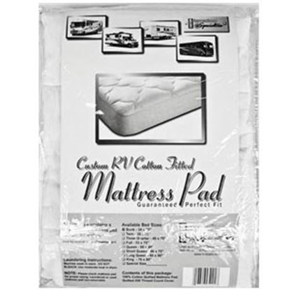 Picture of Custom Recreation  Padded Dinette Mattress Pad RV49X75/100%MP 69-1163