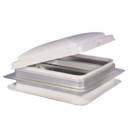 """Picture of Heng's  14""""x14"""" Metal Frame Roof Vent 75111-C1G2 69-5227"""