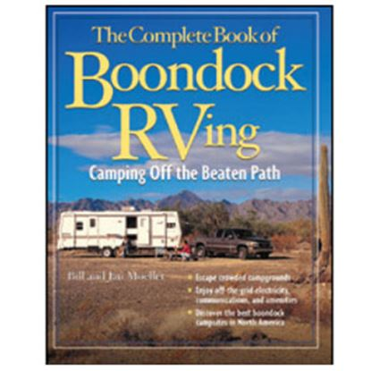 "Picture of McGraw-Hill  176 Page 7""W x 9-1/2""L Camping Off The Beaten Path Book 9780071490658 69-6660"