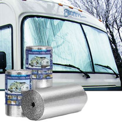 Picture of Reflectix Reflectix(R) 4' W x 25' L Reflective Insulation Tape BP48025 69-7025