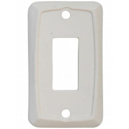 Picture of Diamond Group  3-Pack Ivory Single Opening Switch Plate Cover DG158PB 69-8863