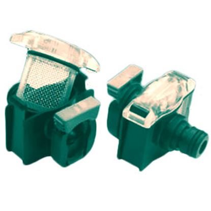 "Picture of Flojet  3/8"" Hose Barb Fresh Water Pump Strainer For Flojet 01740300A 69-9043"
