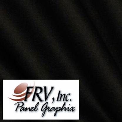 Picture of FRV  Norcold N641 LP Black Acrylic Door Panel Set 96P-L 69-9050