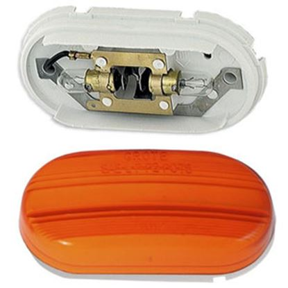 """Picture of Grote  Amber 4"""" x 2"""" Side Marker Light 45263 69-9063"""