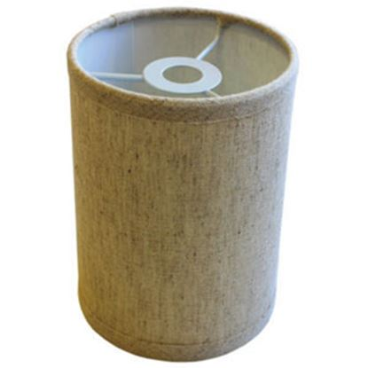 Picture of Lasalle Bristol  Beige Fabric Barrel Interior Light Shade 410110009025RT 69-9223