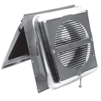 "Picture of Ventline  110V 9-1/2""W x 9-1/4""H Exhaust Fan V2215-11 71-0022"