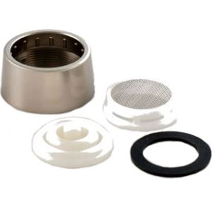 Picture of American Brass  Brushed Nickel Faucet Aerator SPTAERN 71-3521