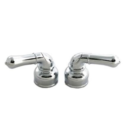 Picture of American Brass  Chrome Plated Teapot Style Faucet Handle U-CCH 71-3524