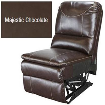 """Picture of Lippert  Majestic Chocolate PolyHyde (TM) 22"""" Wide Sofa Section 700329 71-5554"""