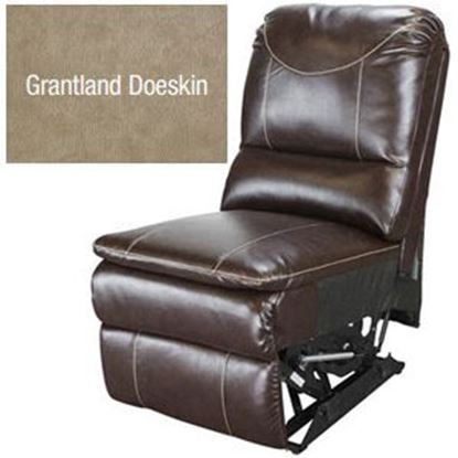 "Picture of Lippert  Grantland Doeskin PolyHyde (TM) 22"" Wide Sofa Section 700347 71-5556"