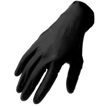 Picture of Performance Tool  20-Pack X-Large Balck Nitrile Gloves W89017 71-6265