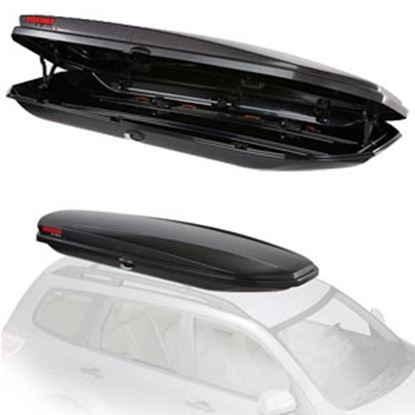"Picture of Yakima SkyBox LoPro 52 Lb 92"" x 36"" x 11.5""  Roof Mounted Cargo Box  72-0707"