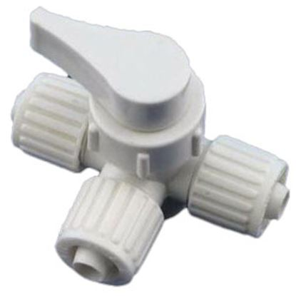 """Picture of Flair-It  1/2"""" PEX 3-Way Plastic Fresh Water By-Pass Valve 16910 72-0814"""