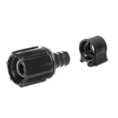 "Picture of BestPEX PEXLock 3/8"" PEX x 1/2"" FPT Swivel End Nut Fresh Water Adapter Fitting 30874 88-9216"