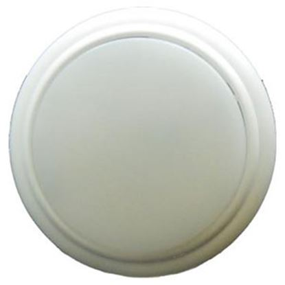 "Picture of Command  Single 3""Diax1/2""D Warm Whit LED Under cabinet Light 001-1003W 93-0002"