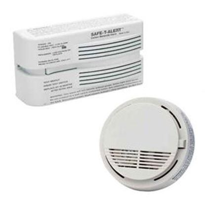 Picture of Safe-T-Alert  Carbon Monoxide Detector RVCP-1 94-4595