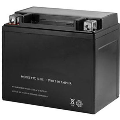 Picture of Yamaha  Generator Battery for Yamaha Power  94-8671
